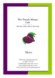 Download our latest menu