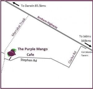 purple mango map